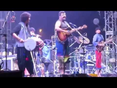 Mysore Se Aayi by The Raghu Dixit Project Live @ NH7 Weekender Delhi 2015