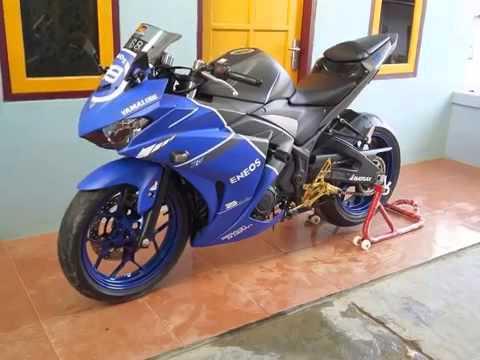 Yamaha R25 Modifikasi Ceper terpopuler