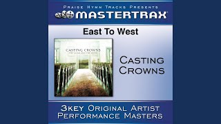 East to west (medium without background vocals) ( [performance track]) mp3