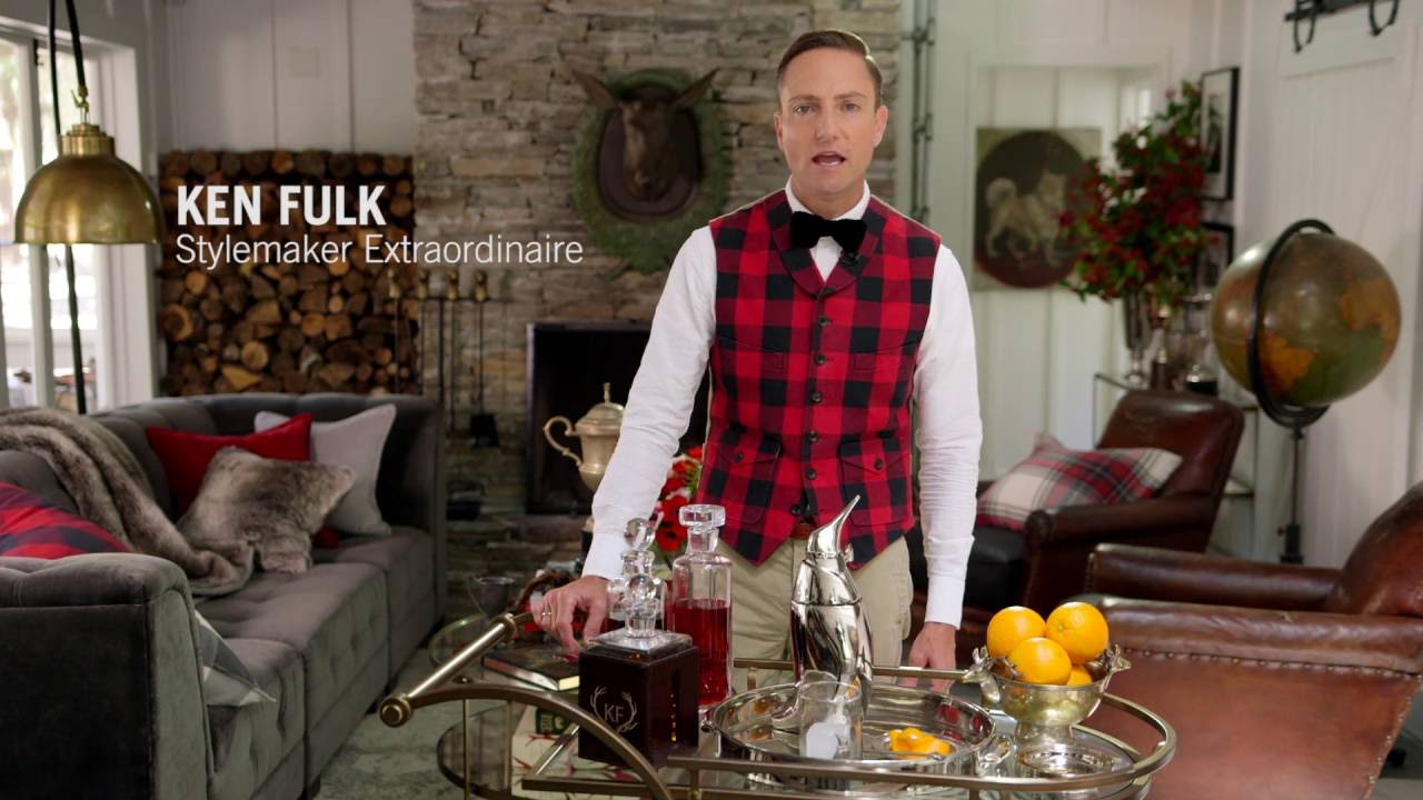 Ken Fulk ken fulk how to make a cocktail - youtube