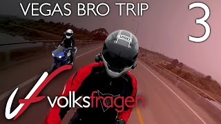 Newport to Eureka | Vegas Bro Trip | Part 3