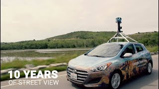 Google Street View Just Turned 10. Check Out Our New Ride. thumbnail
