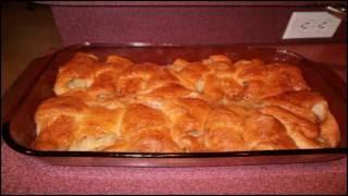 Recipe Apple Dumplings