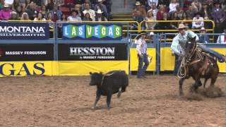 Video 2014 Wrangler National Finals Rodeo Round 2 Highlights download MP3, 3GP, MP4, WEBM, AVI, FLV November 2018