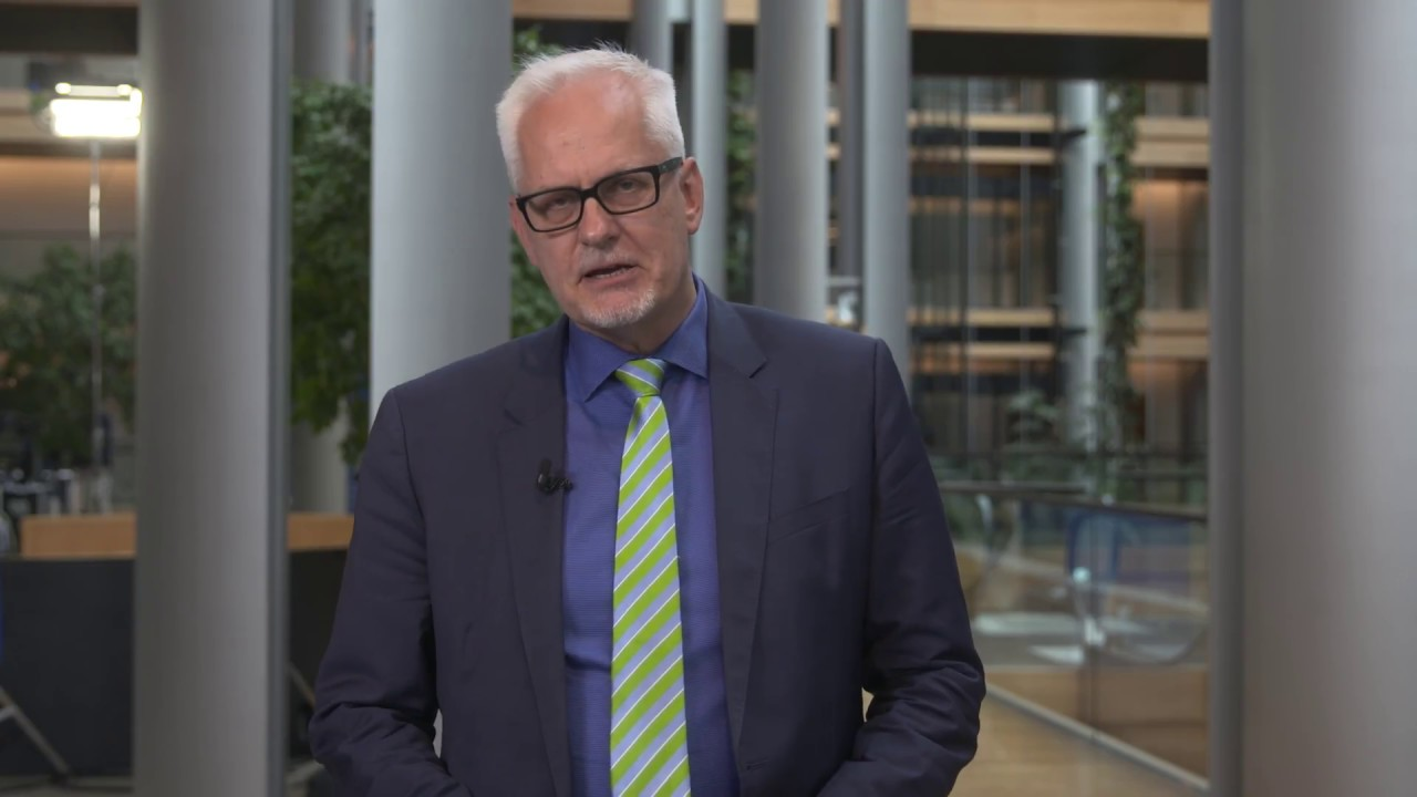 Petri Sarvamaa MEP sends solidarity message to 'Free Iran' convention