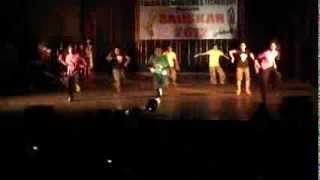 Thug Le - Song - Ladies vs Ricky Bahl Group Dance  - HCET Sanskar 2012