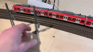 Modelleisenbahn H0 in Bau   Railmodel 1:87 SCALE - Bimm's Modulanlage 7