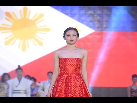 2017 Face of Asia Traditional Fashion Show - PHILIPPINES -