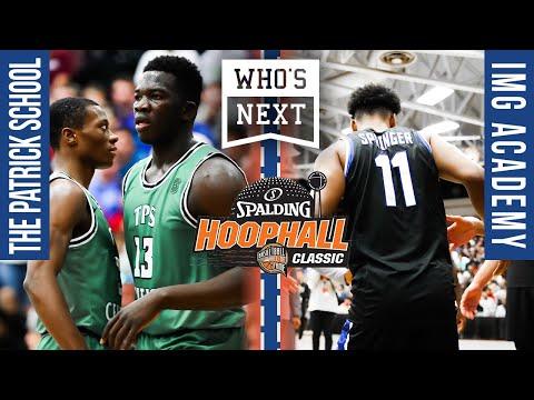 The Patrick School (NJ) Vs IMG Academy (FL) - HoopHall Classic - ESPN Broadcast Highlights