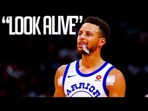 "Stephen Curry Mix - ""Look Alive"" Ft. Drake & BlocBoy JB (2018)"