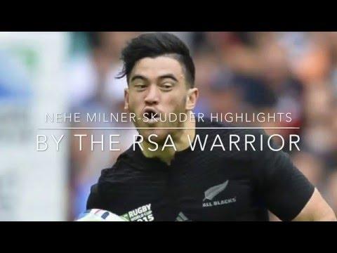 """Nehe Milner-Skudder Highlights - """"Side Step Superiority"""""""