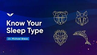 4 Different Sleep Types | Dr. Michael Breus