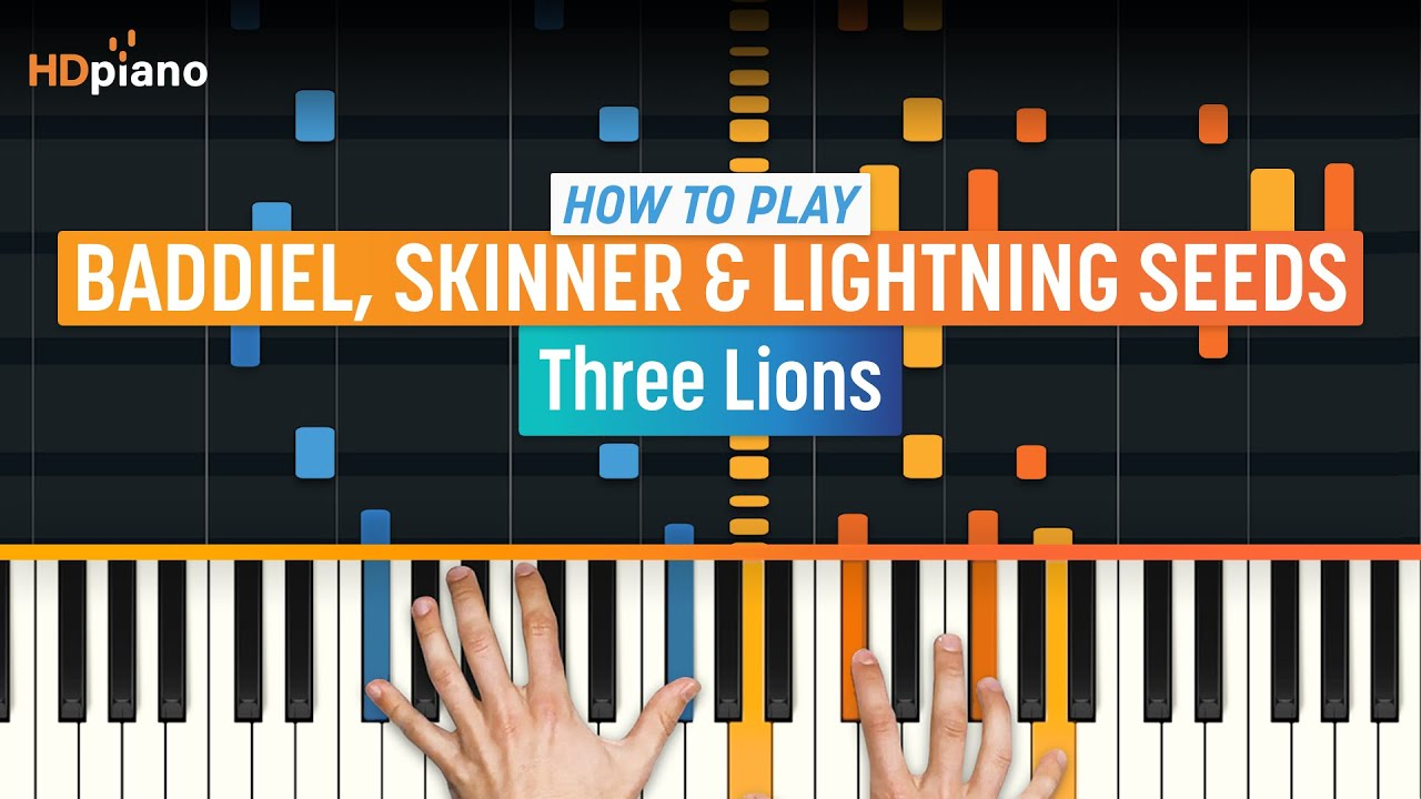 how-to-play-three-lions-football-s-coming-home-by-the-lightning-seeds-hdpiano-piano-tutorial-hdpiano