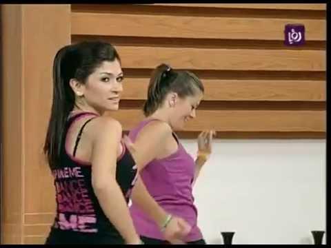 عرض لرياضة رقصة الزومبا في برنامج دنيا يا دنيا   Roya thumbnail