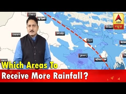 Skymet Weather Bulletin: UP, Jharkhand, Bihar To Receive More Rainfall | ABP News