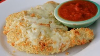 How-to Make Baked Chicken Parmesan Tenders - A Clean Eating Recipe