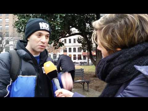 Interview with zdf German TV news