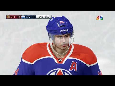 NHL® 17 Online Ranked Sens vs. Oilers