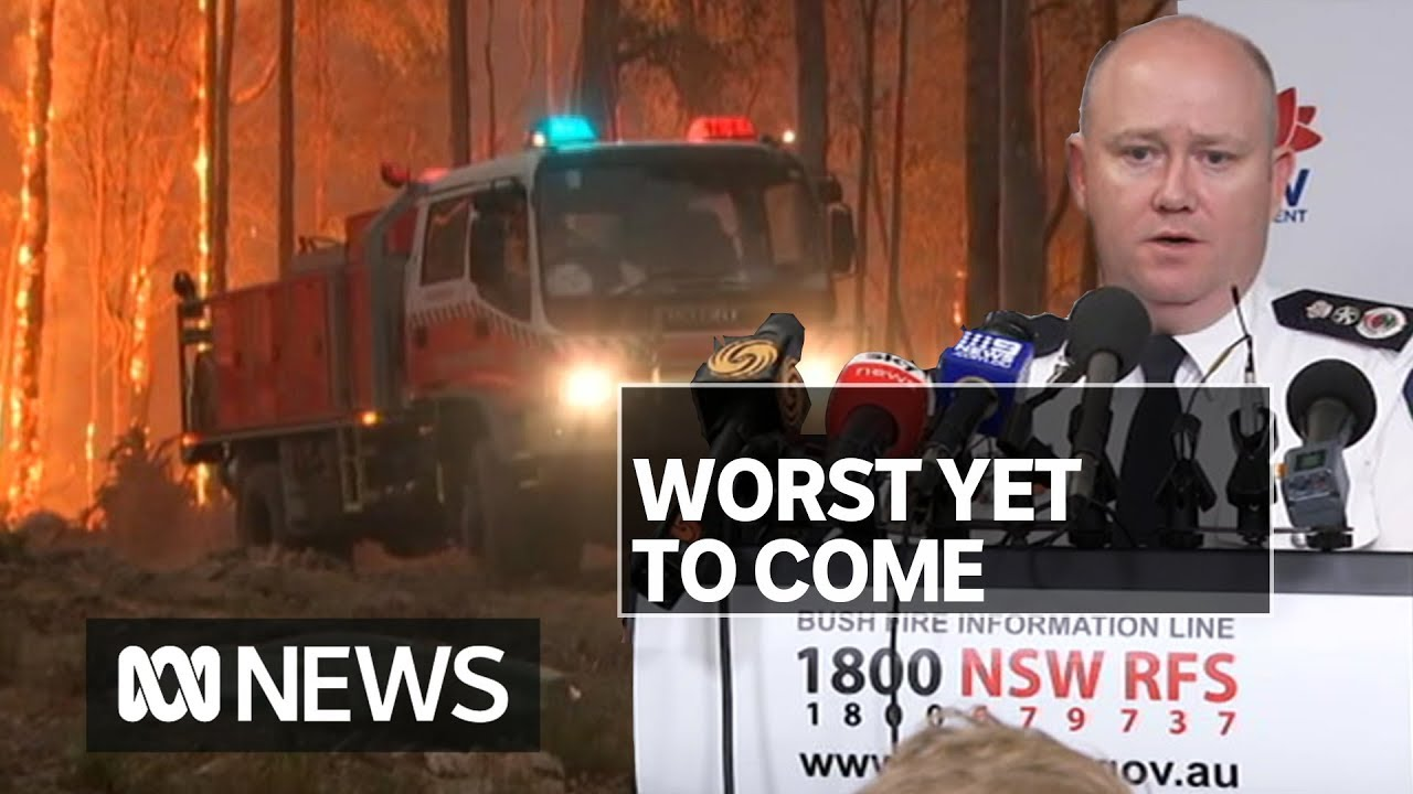 Emergency bushfire warnings issued as 'catastrophic' conditions hit | ABC News