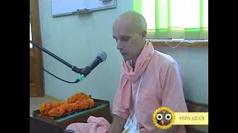 Шримад Бхагаватам 1.8.20 - Мадана Мохан прабху