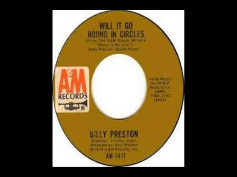 Billy Preston - Will It Go Round In Circles (1973)