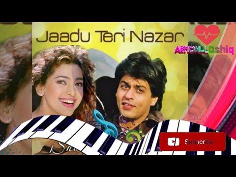jaadu-teri-nazar---demo-song- -shakh-rukh-khan- -piano-by-armonli_oshiq