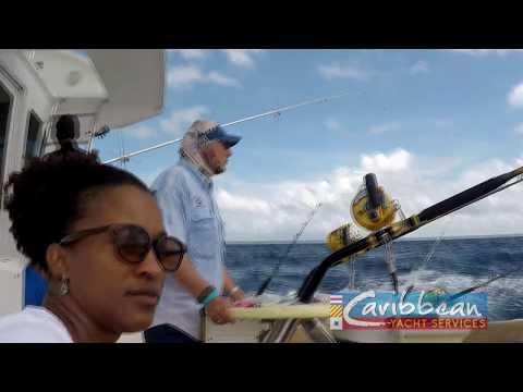 St. Lucia Billfish Tournament 2017
