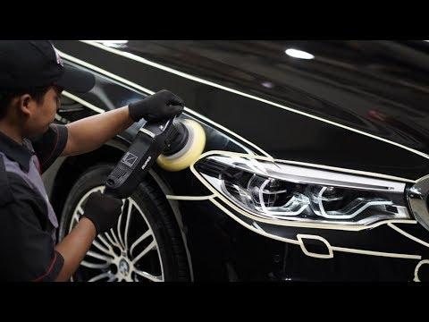 Bmw 5 Series G30 530i Black Sapphire Signature Detailing Series