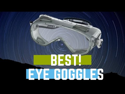 Best Protective Dental Eye Goggles