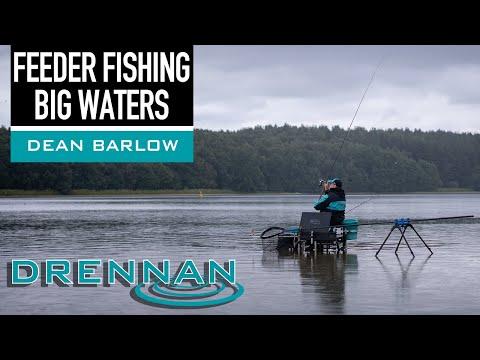 Feeder Fishing BIG Waters - Dean Barlow