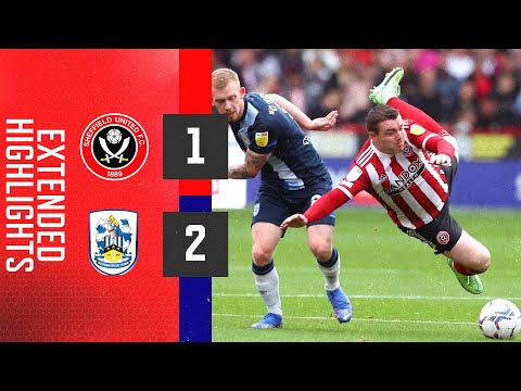Sheffield Utd Huddersfield Goals And Highlights