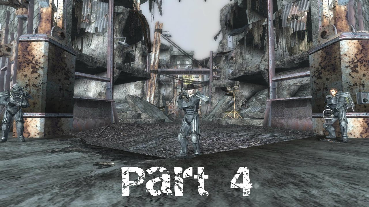 Fallout 3 Sexus with ultra modded fallout 3 part 4 sex slave? - youtube