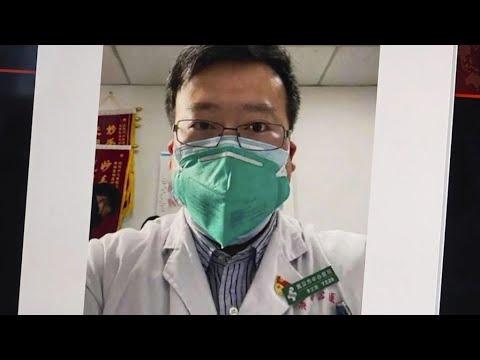 В Китае от коронавируса умер врач, который первым его обнаружил!!!