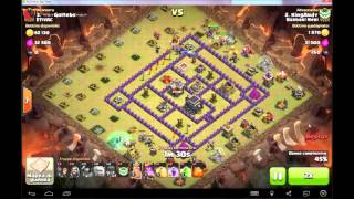 Clash of Clans: 3 stelle in war a TH9 anti 3 stelle