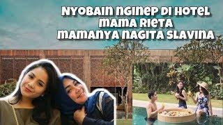Review Hotel Wyndham Jivva Punya Mama Rieta, Nagita Slavina | Arvhie & Jesi