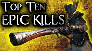 One of SunlightBlade's most viewed videos: Bloodborne - Top Ten Epic Kills! (1)