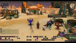 Příběh Warlocka díl 683. - mořský obr ( World of Warcraft - Legion )