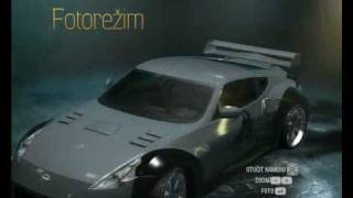 Need For Speed:Undercover Dk's Nissan 370Z Tokyo Drift