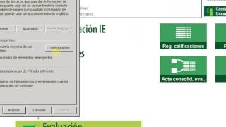 Habilitar ventanas emergentes en Internet Explorer: Opción 3