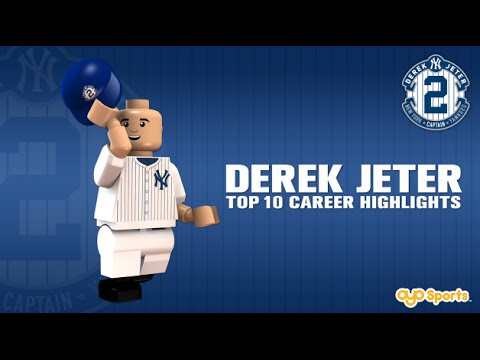 Derek Jeter Top 10 Career Highlights