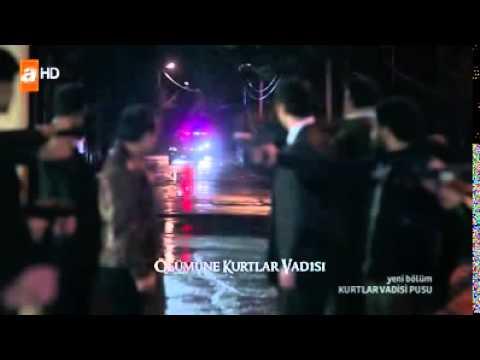 Kurtlar Vadisi Pusu Yeni Cendere Müziği 2014