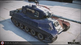 WoT Blitz AMX M4 mle 49 mastery quick game. Review coming. In store now.