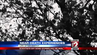 Near-death experiences; life after death?