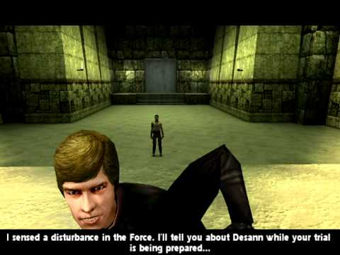 Download Youtube: Star Wars Jedi Knight 2 Jedi Outcast: Jedi Academy Luke Skywalker {1}