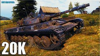 20К СВЕТА на Т-100 ЛТ World of Tanks 🌟 ЛУЧШИЙ СВЕТЛЯК НЕДЕЛИ