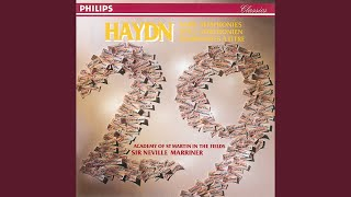 "Haydn: Symphony in E minor, H.I No.44 -""Mourning"" - 2. Menuetto (Allegretto) - Canone in Diapason"
