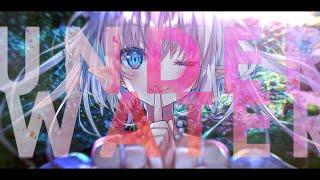 エルセとさめのぽき - UnderWater (Official Video)