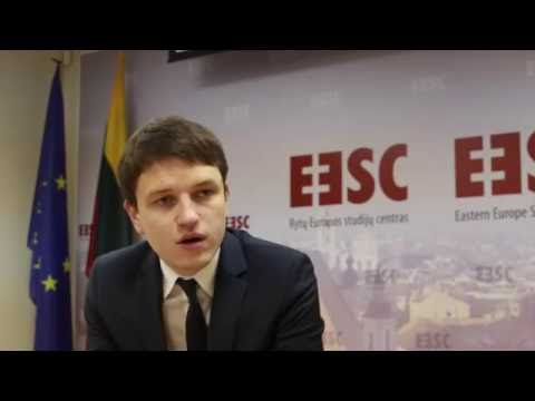 Lithuanians discuss their Brexit fears