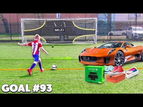 Score A Goal In a Football Match & I&39;ll Buy You ANYTHING