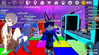 Ciel be partying without Sebastian XD [Ciel Plays ROBLOX]♡